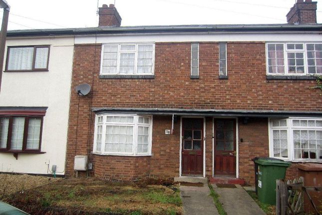 Thumbnail Terraced house to rent in Montagu Road, Peterborough