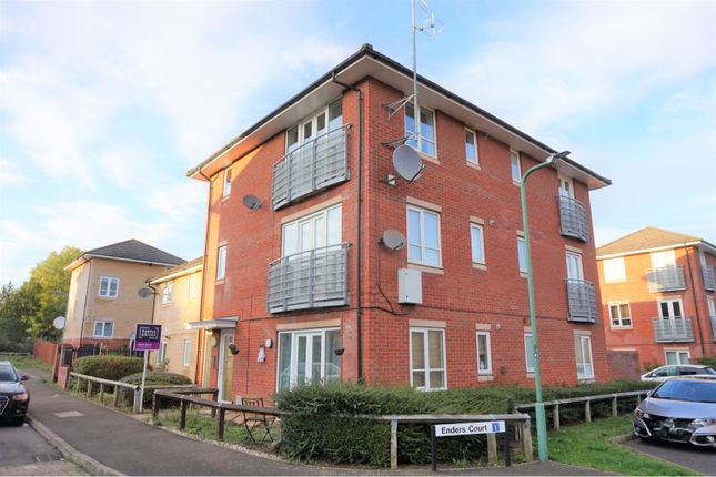 Thumbnail 2 bed flat for sale in Medbourne, Milton Keynes