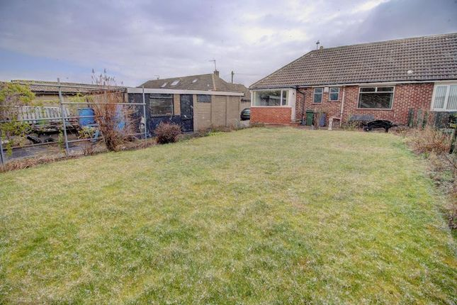 Rear Of The Property & Garden