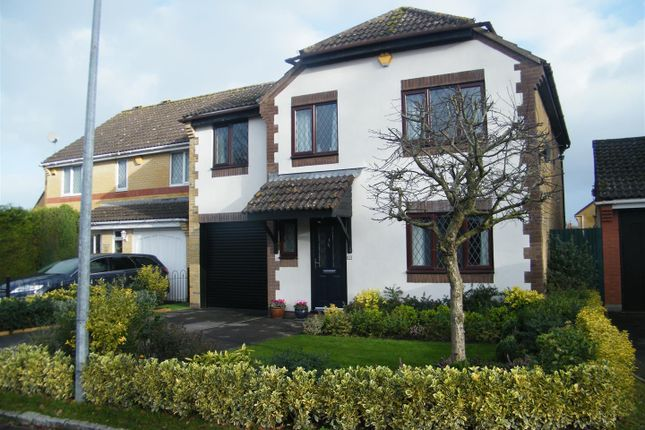 Thumbnail Detached house for sale in Heather Way, Calne