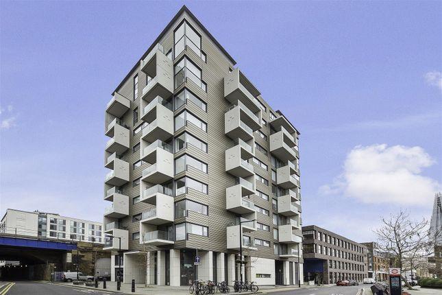External of Rosler Building, Ewer Street, London Bridge, London SE1