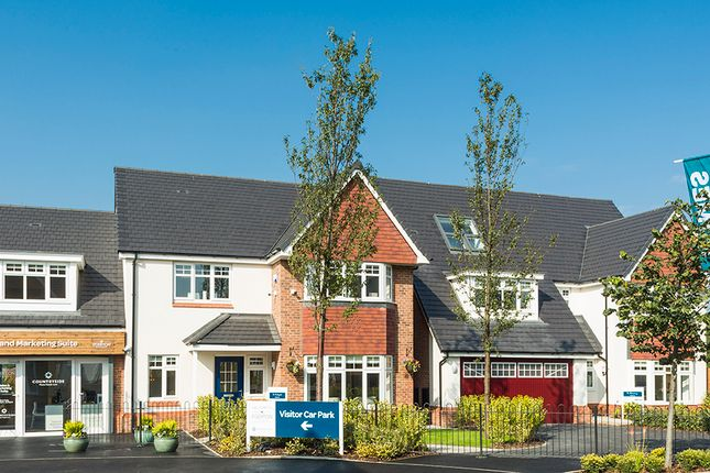 Thumbnail Detached house for sale in The Paddington, Rectory Lane, Standish, Wigan, Lancashire