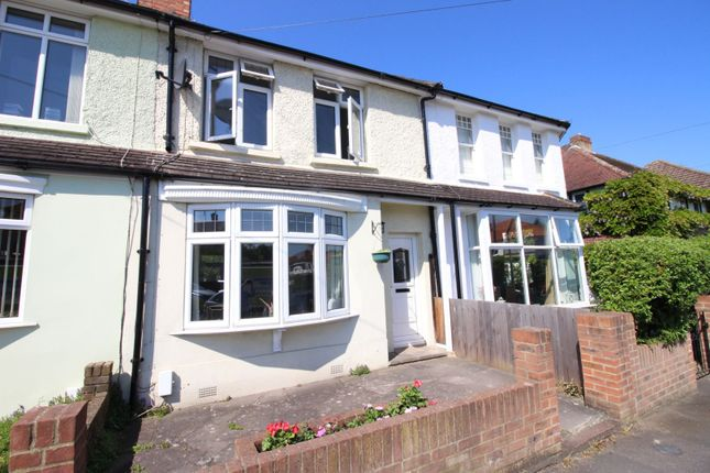Front View of Caenwood Road, Ashtead KT21