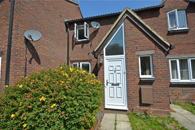 Thumbnail Terraced house for sale in Darby Vale, Warfield, Bracknell