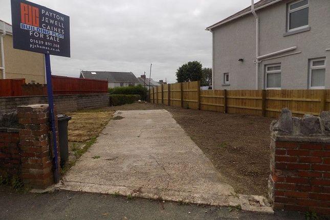 Thumbnail Land for sale in Plot Of Land, Church Road, Baglan, Port Talbot, Neath Port Talbot.