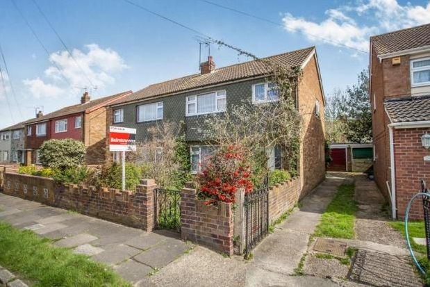 Thumbnail Property to rent in St. Annes Road, Clacton-On-Sea