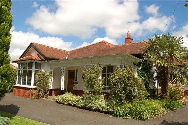 Thumbnail Bungalow for sale in Croston Road, Preston