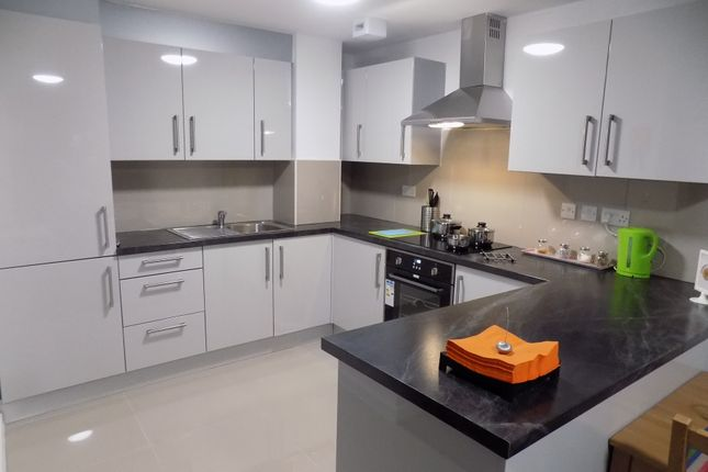 Thumbnail Flat to rent in Infirmary Road, Sheffield