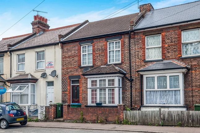 Thumbnail Terraced house for sale in Vicarage Road, Watford