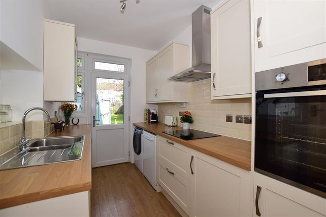 Thumbnail Semi-detached house for sale in Demesne Road, Wallington, Surrey