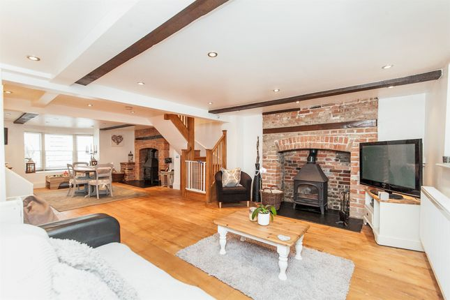 Thumbnail Semi-detached house for sale in Sanderson Mews, West Stockwell Street, Colchester