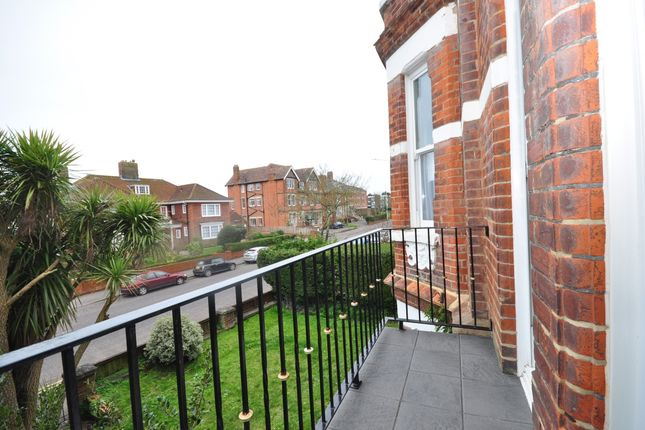 Balcony of Sandgate Road, Folkestone CT20