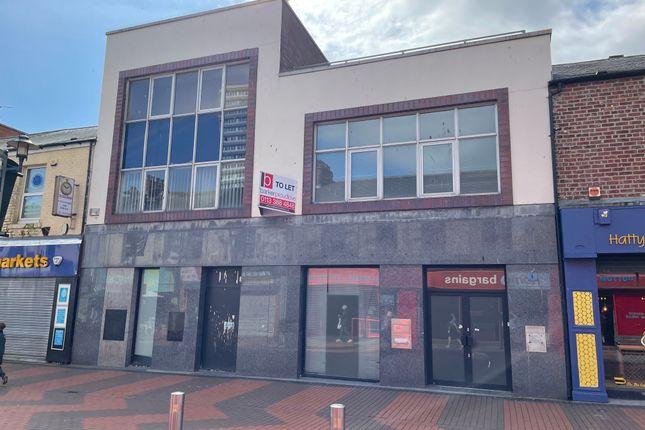 Thumbnail Retail premises to let in 31-32 Blandford Street, Sunderland