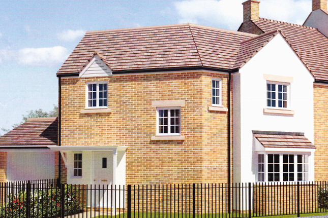 Thumbnail Semi-detached house for sale in Olympic Square, Corby
