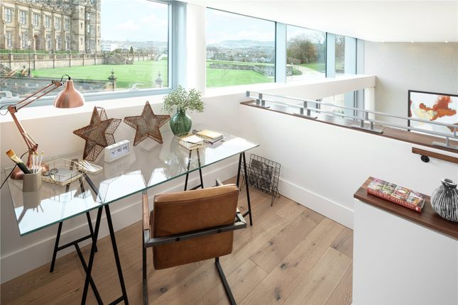 2 bed flat for sale in 4/18 The Crescent At Donaldson's, West Coates, Edinburgh EH12