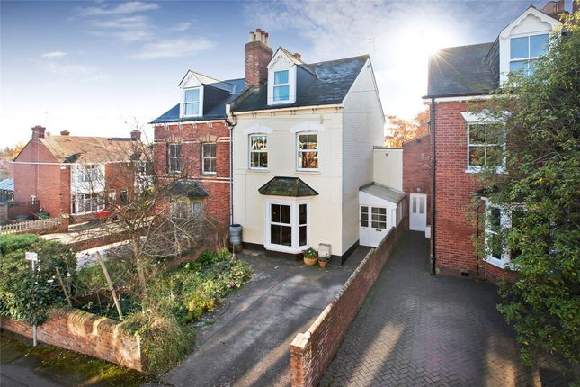 4 bed semi-detached house for sale in North Avenue, Exeter