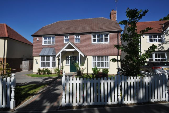 Thumbnail Detached house for sale in Dome Caravan Park, The Spur, Lower Road, Hockley