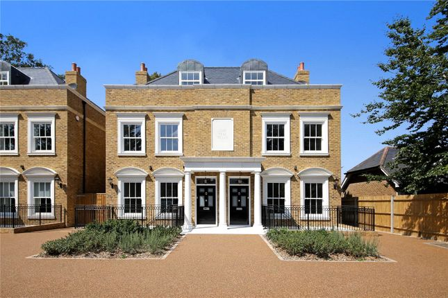 4 bed semi-detached house for sale in Lime Tree Villas, London Road, Sunningdale, Ascot SL5