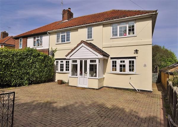 Thumbnail Semi-detached house for sale in Hothfield, Ashford