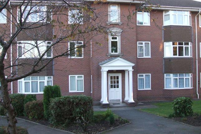 Thumbnail Flat to rent in Flt 7, St Pauls Crt, Blurton