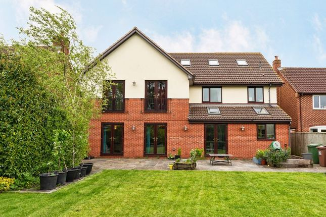 Thumbnail Detached house for sale in Mandalay Drive, Norton, Gloucester