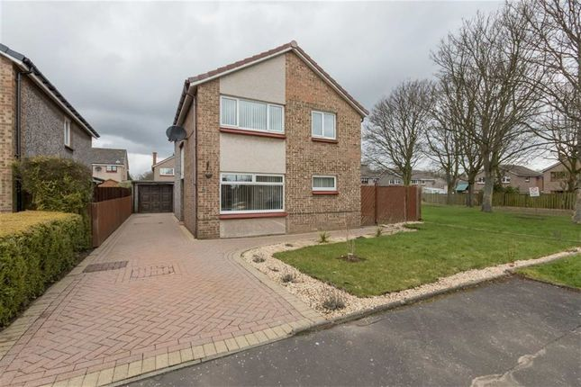 Thumbnail Detached house for sale in 14, Morar Road, Crossford, Fife