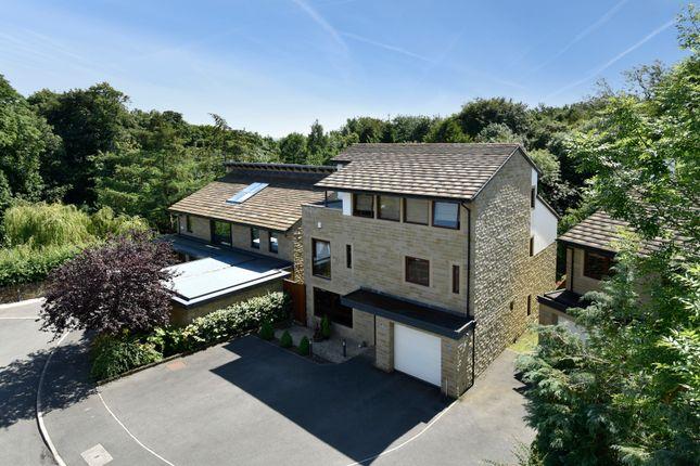 Thumbnail Detached house for sale in Heaton Park Villas, Gledholt, Huddersfield
