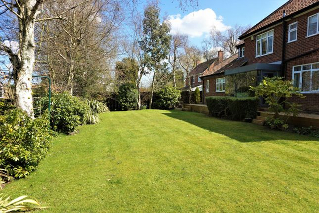 Thumbnail Detached house for sale in Middle Drive, Darras Hall, Ponteland