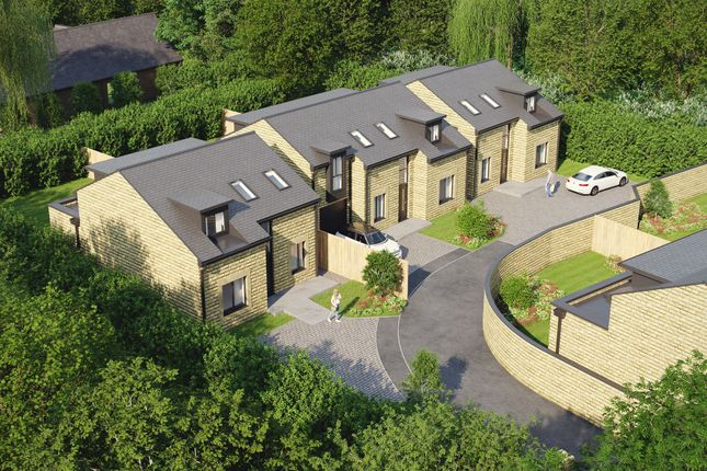 Thumbnail Detached house for sale in Poynton Wood View, Rosamond Drive, Bradway