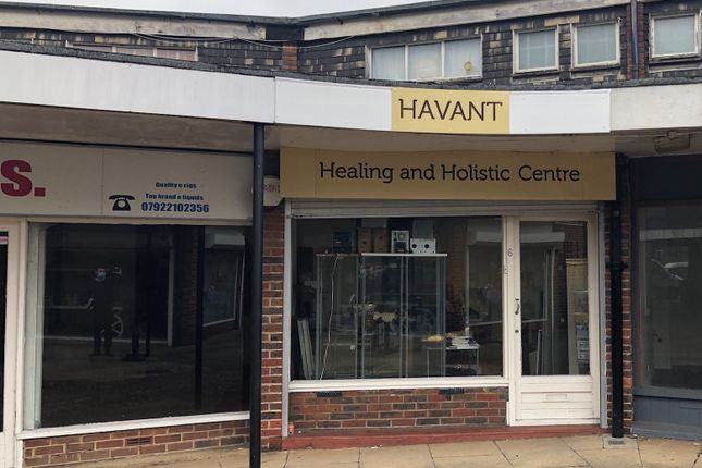 Retail premises to let in North Street Arcade, Havant