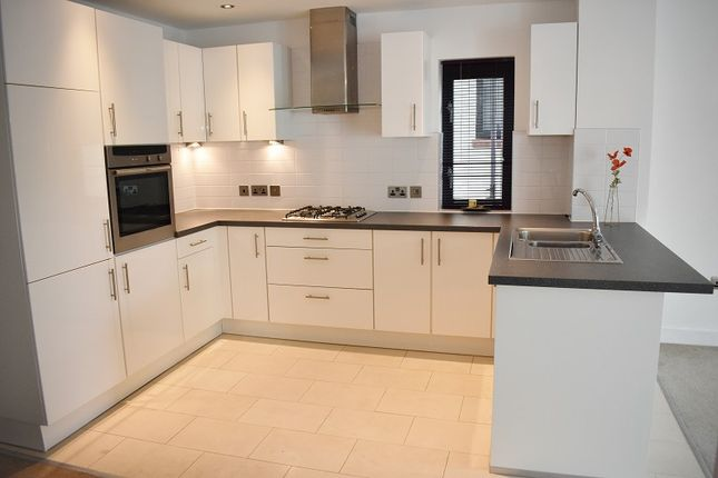 Thumbnail Maisonette for sale in Woodridge, Cefn Glas, Bridgend .