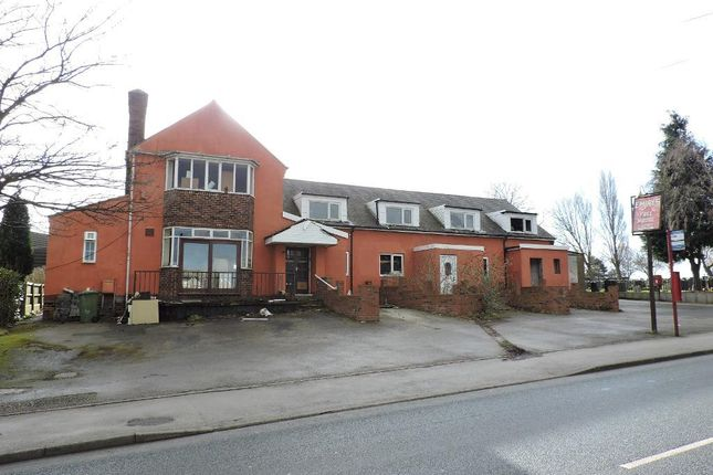 Thumbnail Detached house for sale in Minsthorpe Lane, South Elmsall, Pontefract