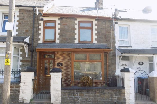 Thumbnail Terraced house for sale in Princess Street, Abertillery