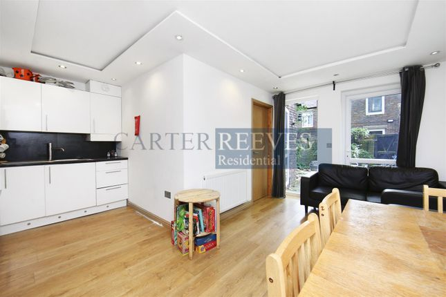 Thumbnail Flat to rent in Keighley Close, London