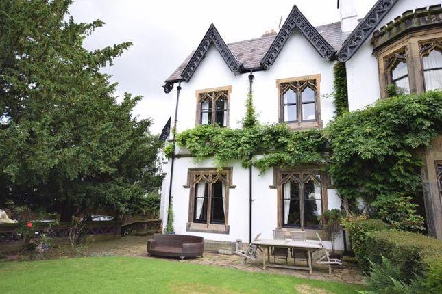 Thumbnail Semi-detached house for sale in Heath Lane, Childer Thornton