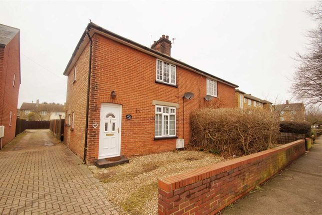 Thumbnail Semi-detached house for sale in The Warren, Layer Road, Colchester