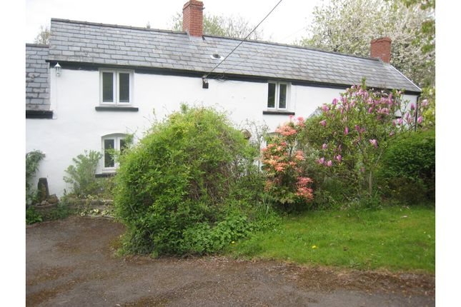 Detached house for sale in Mitchel Troy Common, Monmouth