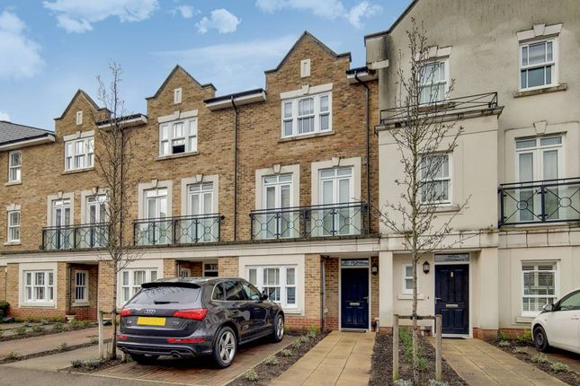 Thumbnail Terraced house for sale in Holford Way, Roehampton, London