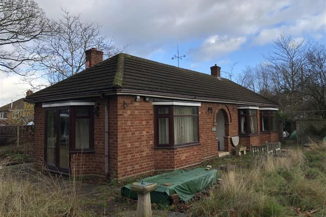 Thumbnail Bungalow for sale in Lindrosa Road, Sutton Coldfield