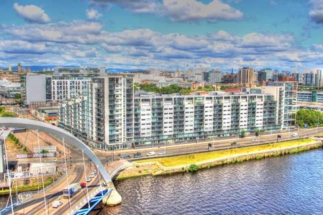 Thumbnail Flat for sale in Lancefield Quay, Glasgow, Lanarkshire