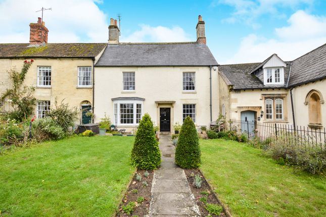 Thumbnail Terraced house for sale in The Green, Calne