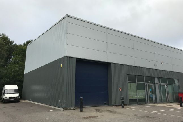 Thumbnail Industrial to let in Unit 9 Avro Gate, South Marston Park, Swindon, Wiltshire