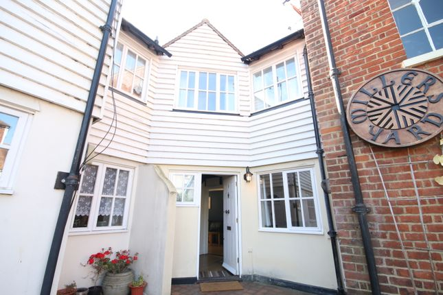 Thumbnail Terraced house to rent in Millers Yard, Tudor Road, Canterbury