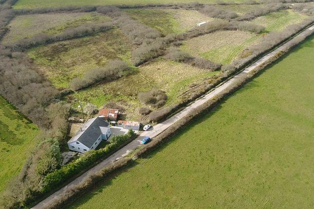 Thumbnail Detached house for sale in Ruan Minor, Near Helston