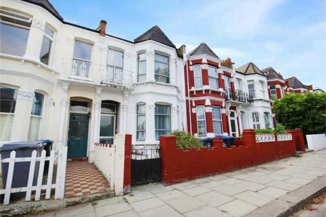 Thumbnail Terraced house for sale in Peploe Road, Queens Park, London