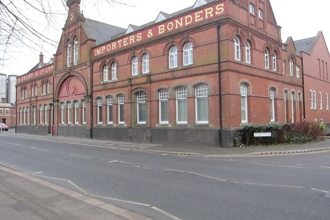 Thumbnail Flat to rent in St James Court, Burton Upon Trent