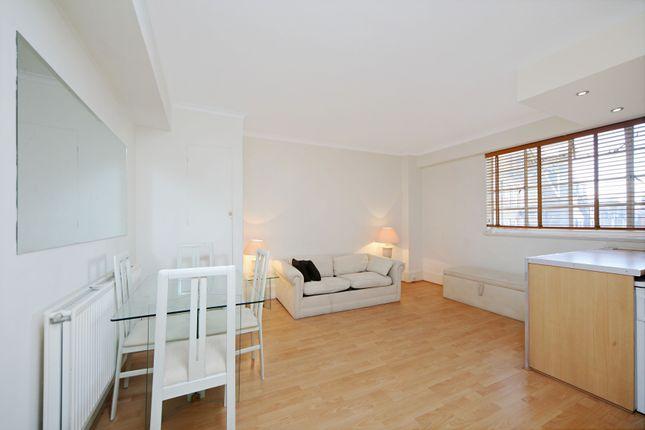 Studio to rent in Sloane Avenue Mansions, Knightsbridge