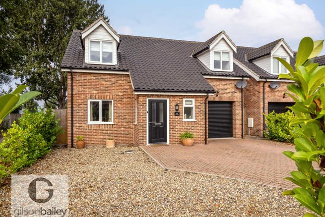 3 bed property for sale in Church Road, Cantley NR13