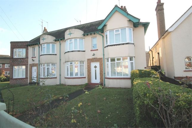 Thumbnail Maisonette for sale in Albany Chase, Holland Road, Clacton-On-Sea
