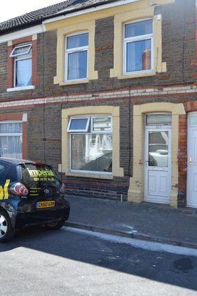 Flat to rent in 158, Treharris Street, Roath, Cardiff, South Wales